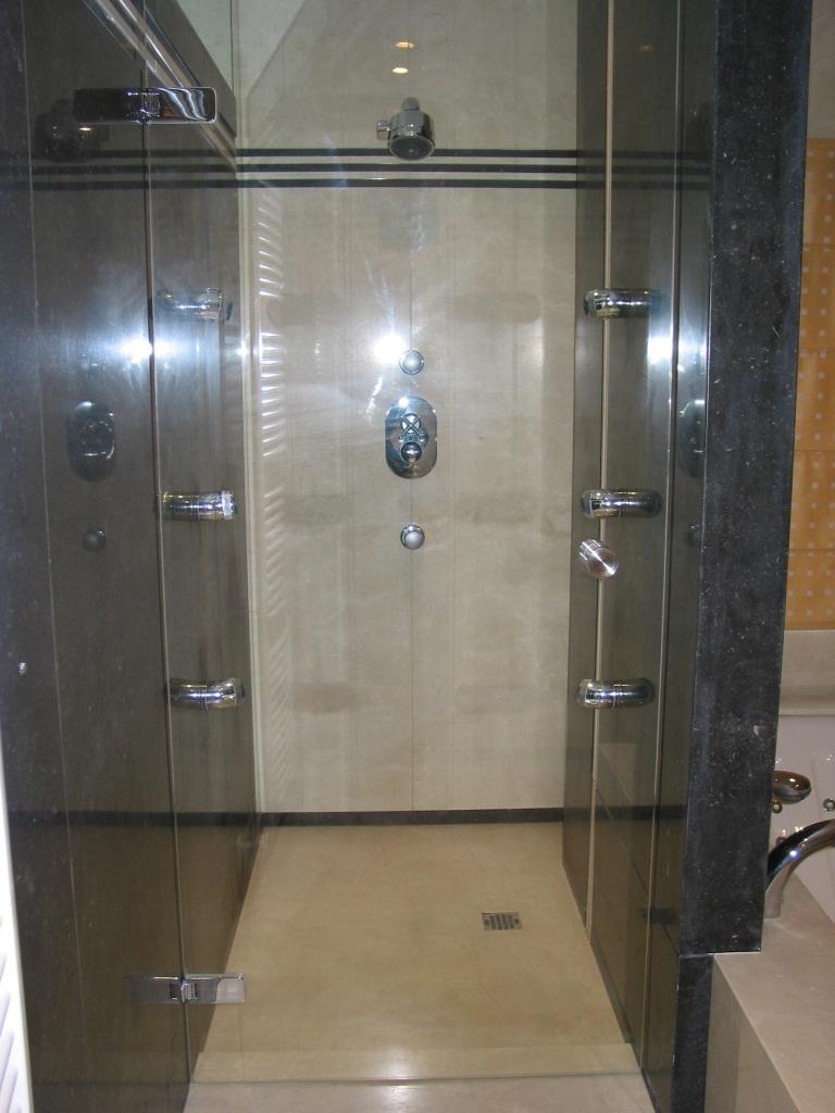 Produits porte et paroi de douche - Porte coulissante verre sur mesure ...