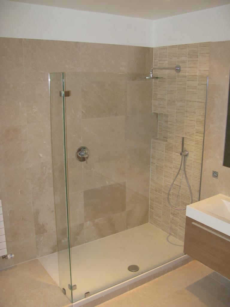 Produits porte et paroi de douche for Porte de douche sur mesure castorama