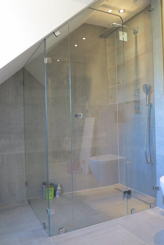 paroi de douche sur mesure belgique. Black Bedroom Furniture Sets. Home Design Ideas