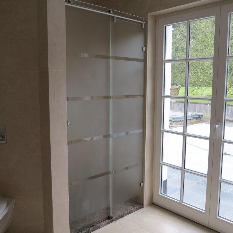 Produits porte et paroi de douche for Portes de douche coulissantes