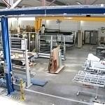 Atelier de production Wavre: Rodeuse, foreuse, sableuse, ...